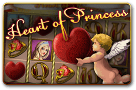 Игровой автомат Heart Of Princess онлайн