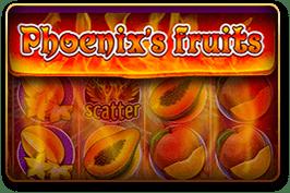 Игровой автомат Phoenix's Fruits онлайн