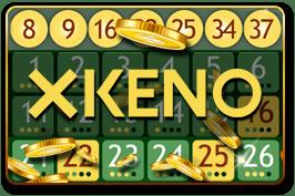 Игровой автомат XKeno онлайн