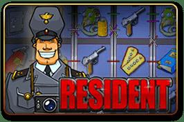 Игровой автомат Resident онлайн
