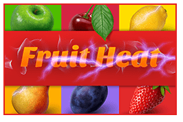 Игровой автомат Fruit Heat онлайн