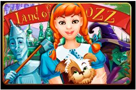 Игровой автомат Land of Ozz онлайн