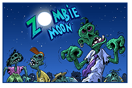 Игровой автомат Zombie Moon онлайн