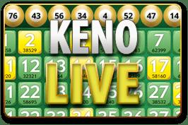 Игровой автомат Keno Live онлайн