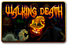 Игровой автомат Walking Death онлайн
