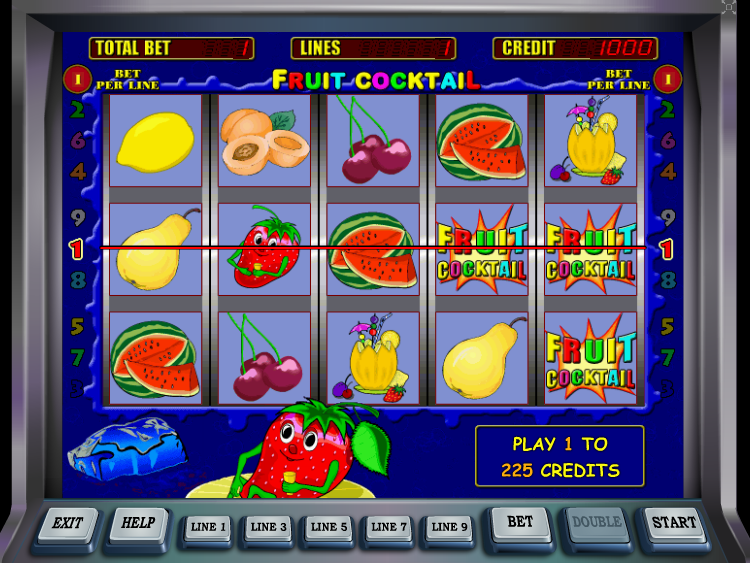 Enjoy-Fruit-Cocktail-Slot-Game-Online