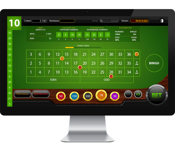 бинго 37 рулетка онлайн играть