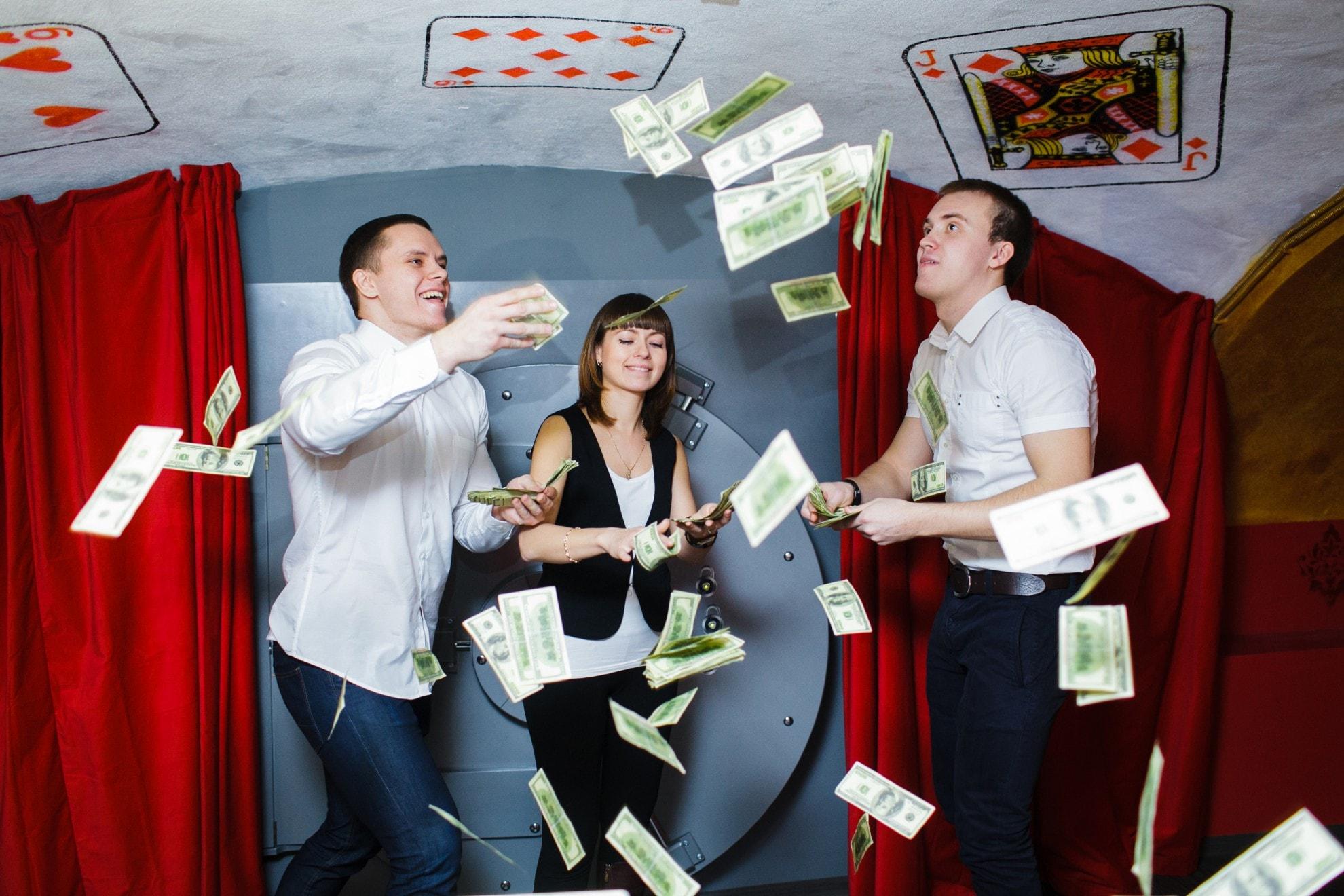 Ограбление-казино