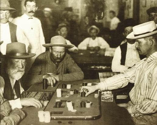 История-казино