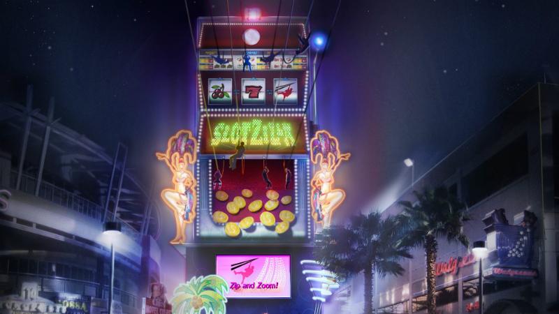 SlotZilla_в_Лас-Вегасе