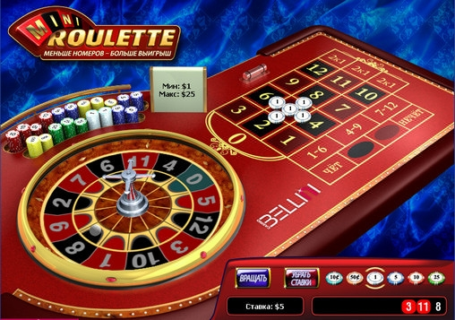 Mini-Roulette-Playtech