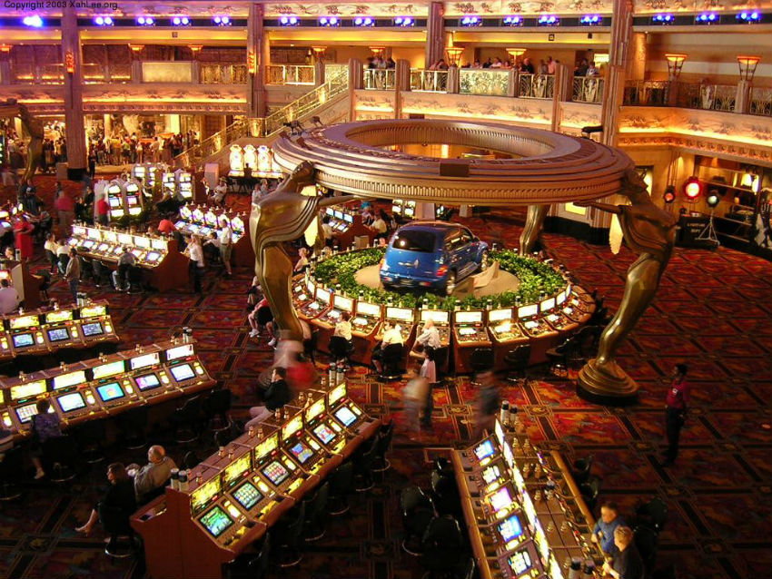 Лас-Вегас-казино-MGM-Grand
