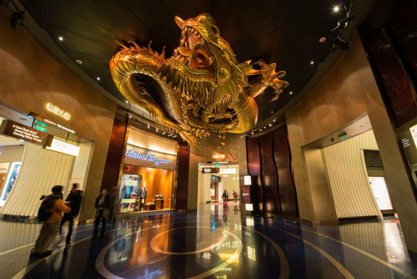 Макао-казино-City-of-Dreams-дракон