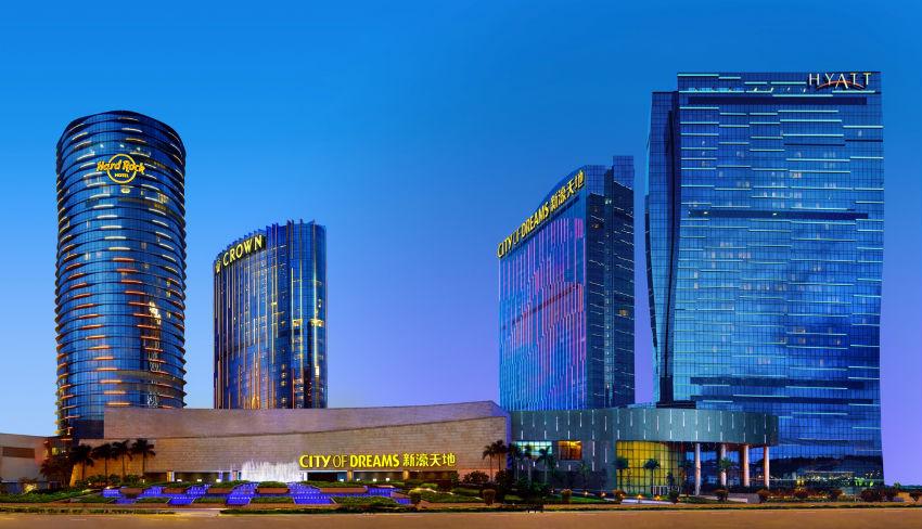 Макао-казино-City-of-Dreams