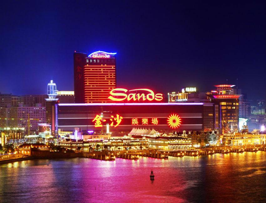 Sands-Macao-казино